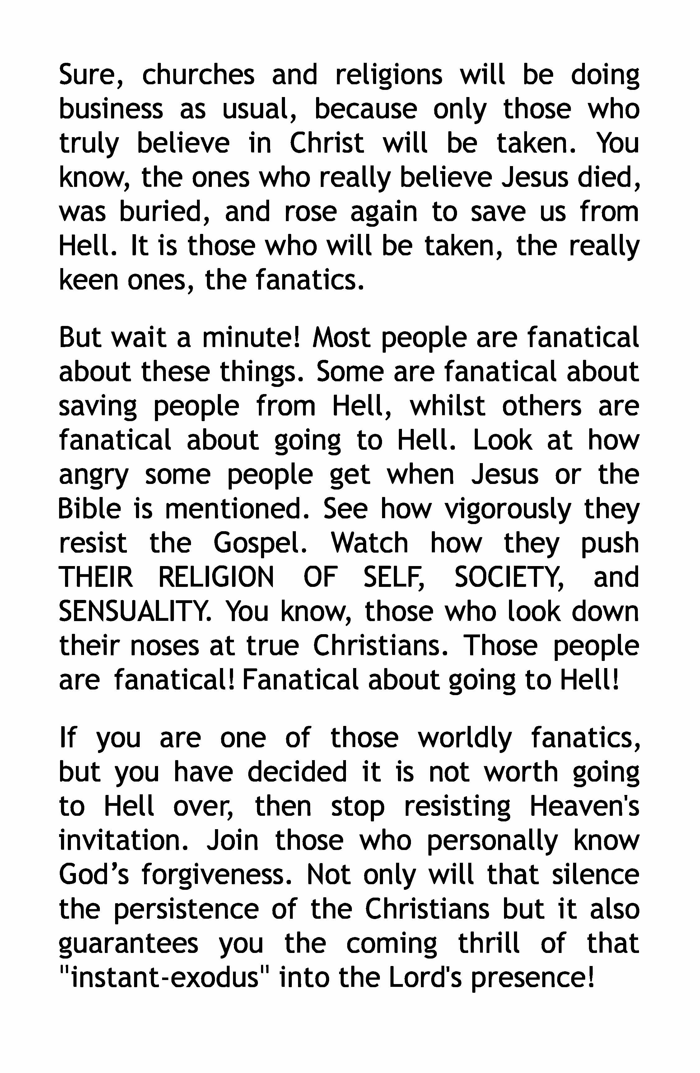 How to Get Rid of Religious Fanatics 060919 page 3